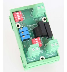 Analog signal isolator -10v / +10v