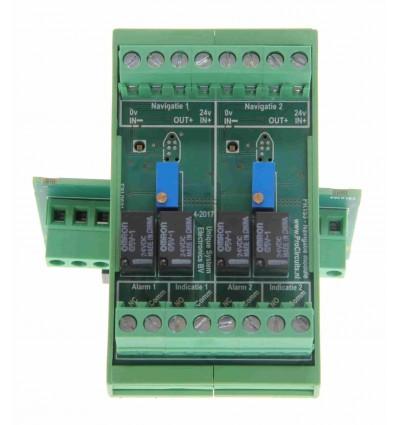 Verlichting defect alarm 12v/24v
